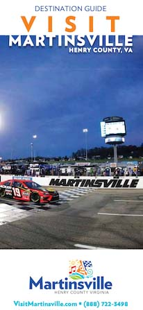 Download the Activity Guide for Martinsville/Henry-County Virginia