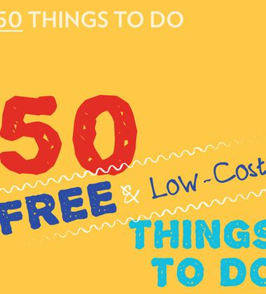 50 Free or Low-Cost Things To Do in MHC