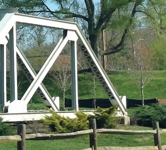 Fieldale Iron Bridge