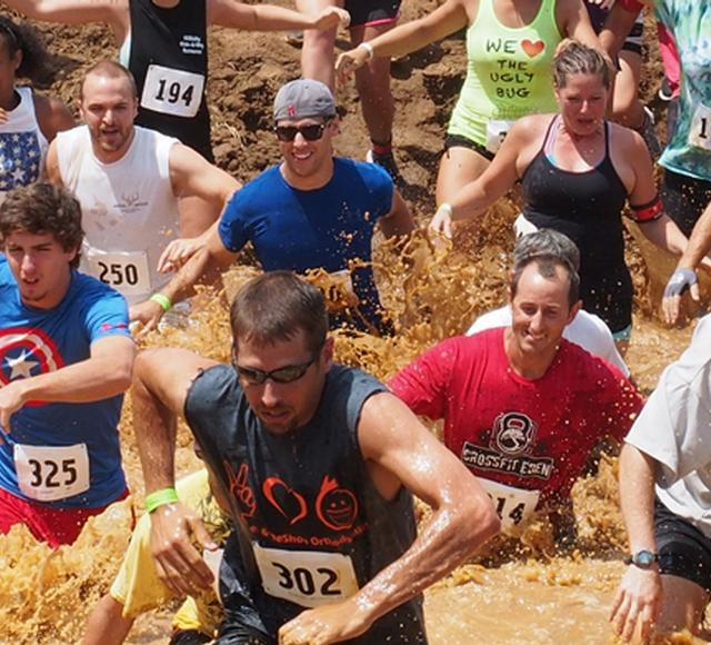 Helgramite Hustle Mud Run