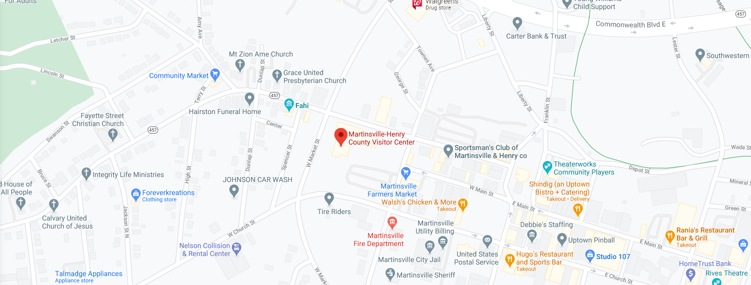 CHECK OUT OUR MAP ON GOOGLE