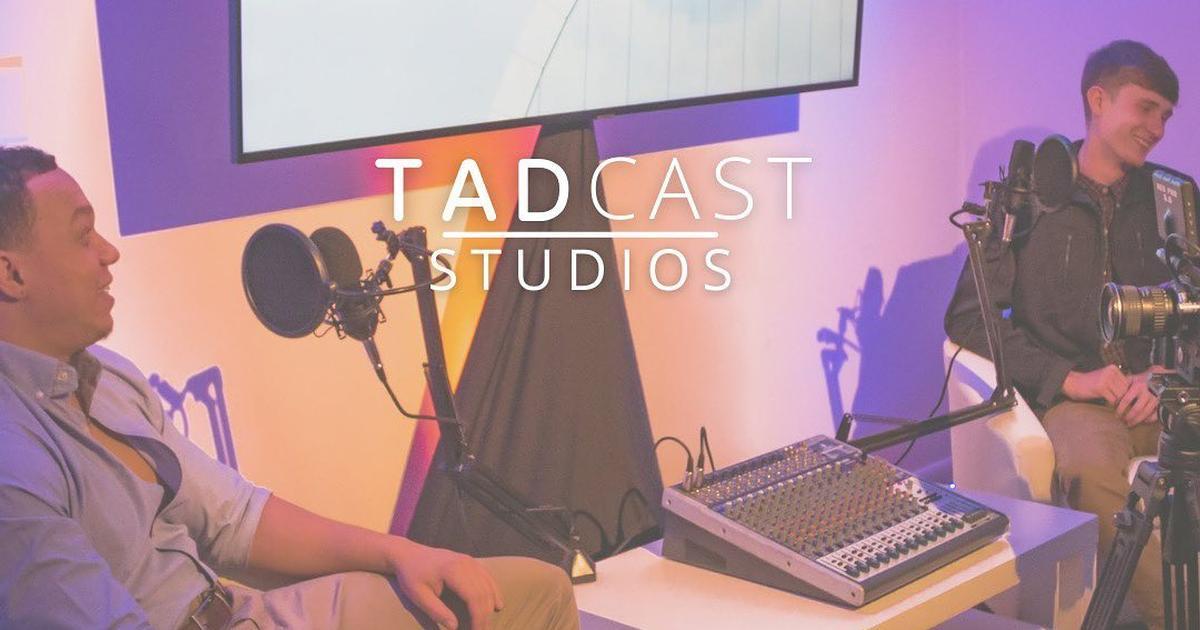 TADCAST STUDIOS IMAGE